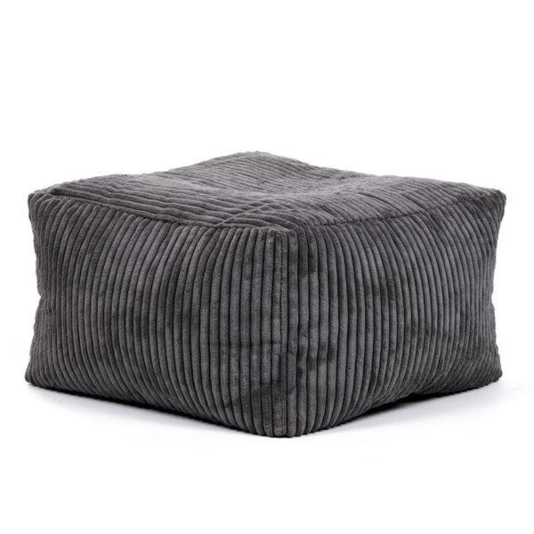 Lovely grey foot stool