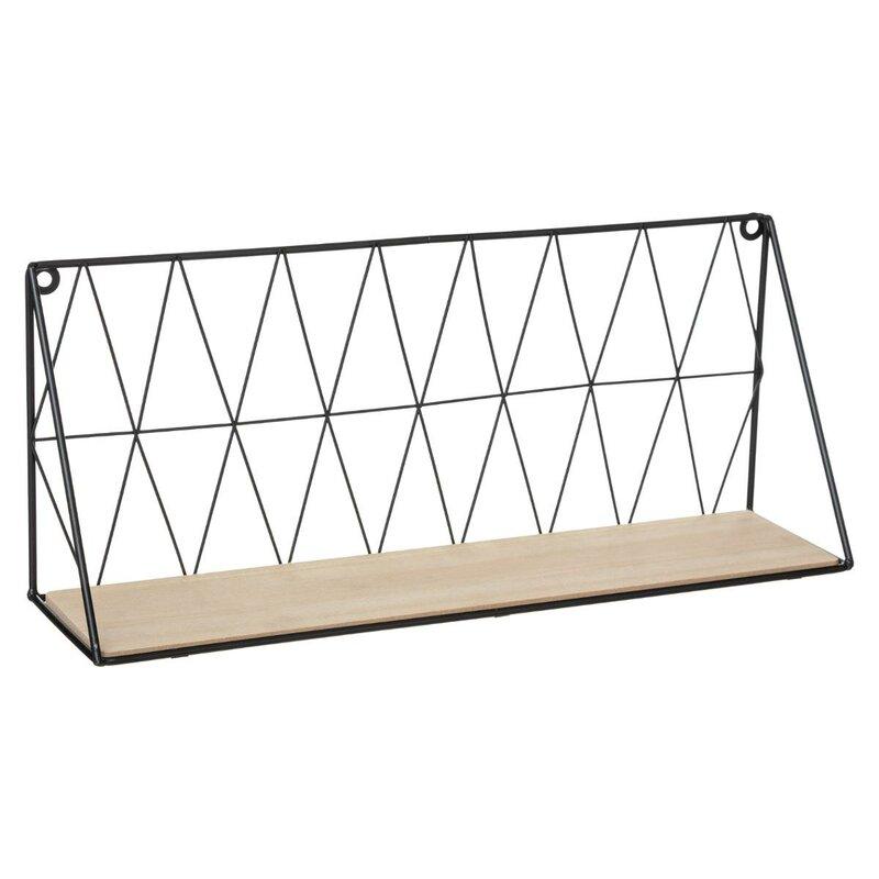Classy floating shelf
