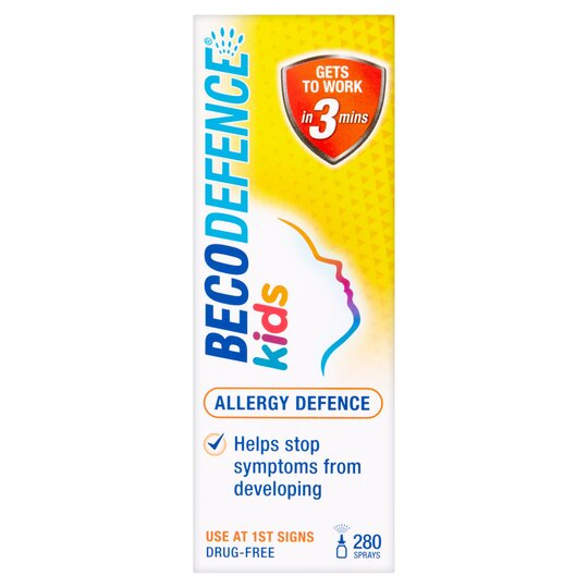 20ml Becodefence Kids Nasal Spray