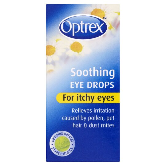10ml Optrex Itchy Eyes