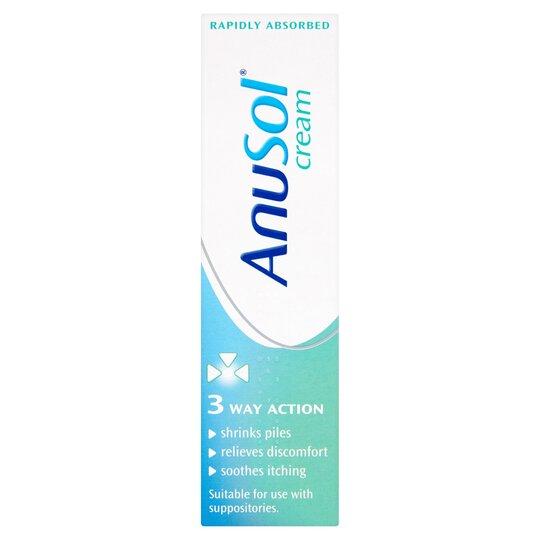 43g Anusol Cream