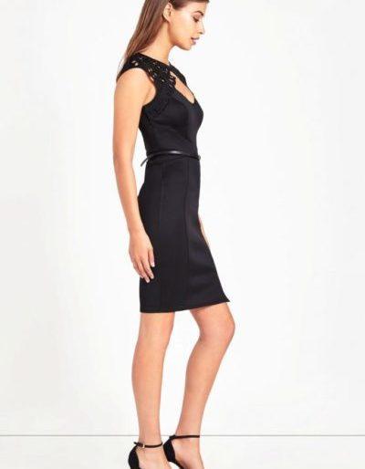 Sexy smart elegant office dress