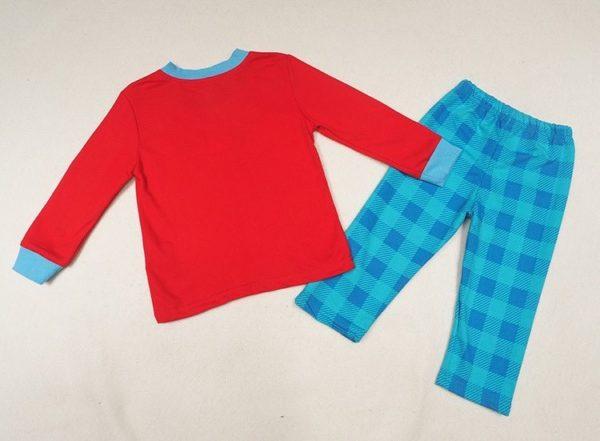 Sweet dinosaur pyjamas set