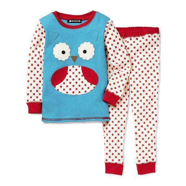 Cute animal themed pyjama set