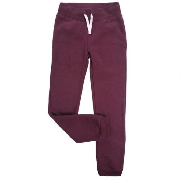 Comfy purple trackie bottoms