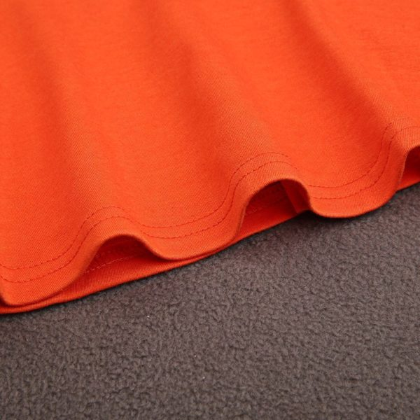 'Merci' lettered long sleeved dress