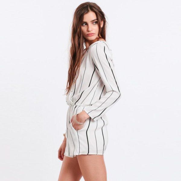 Elegant wide legged jumpsuit
