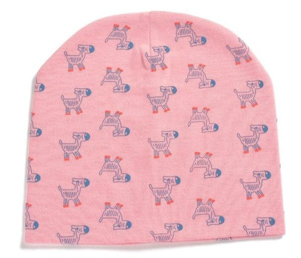 Cute horse patterned hat