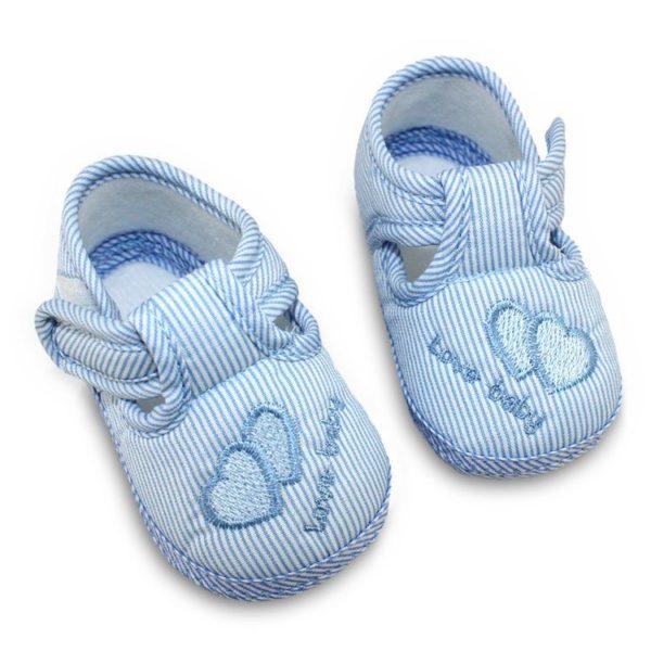 Soft slipper booties