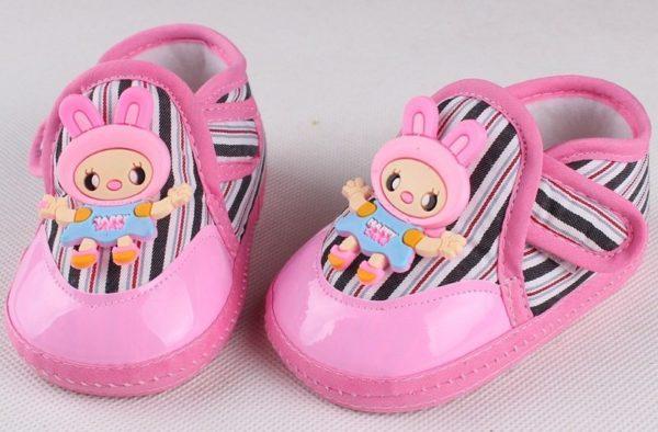 Cartoon themed slippers