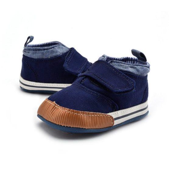 Velcro booties