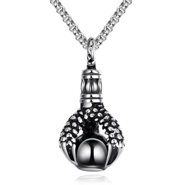 Raindrop beauty necklace