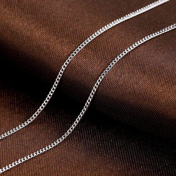 Perfect silver chain