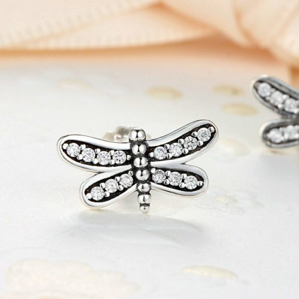 Bold insect earrings