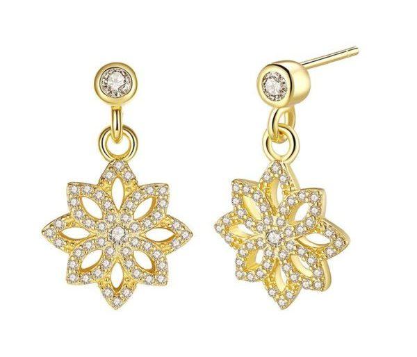 Elegant designed earrings