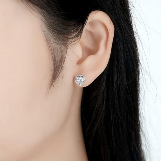 You've stolen my heart earrings