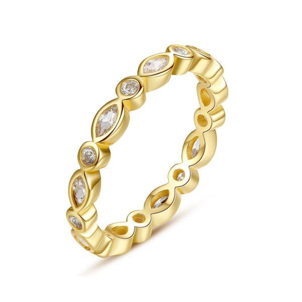 Classy gem encrusted ring