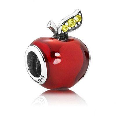 Poison apple charm
