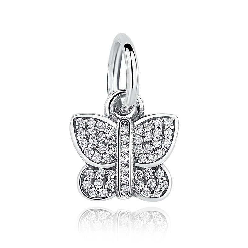 Butterfly charm