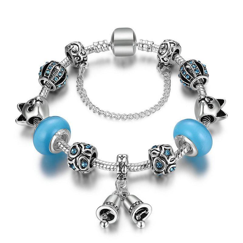 Ding dong charm bracelet set