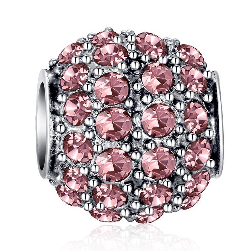 Pretty gem encrusted charm