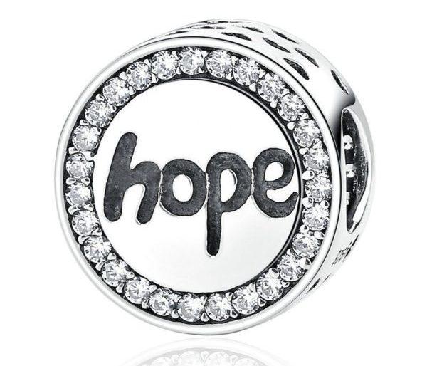 'Hope' charm