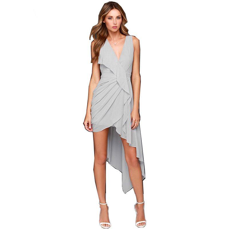 Flirtatious summer dress