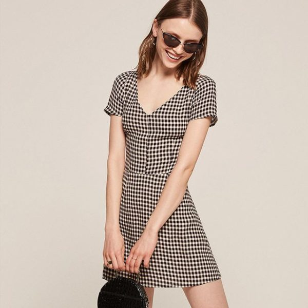 Chequered beauty