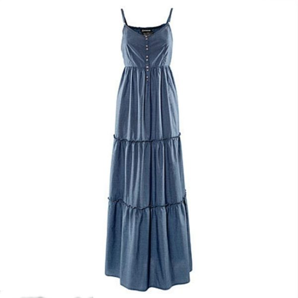 Simple but gorgeous maxi dress