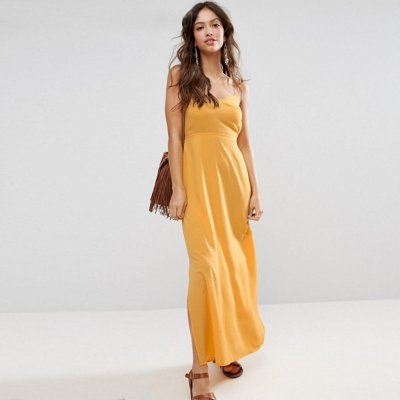 Sandy maxi dress