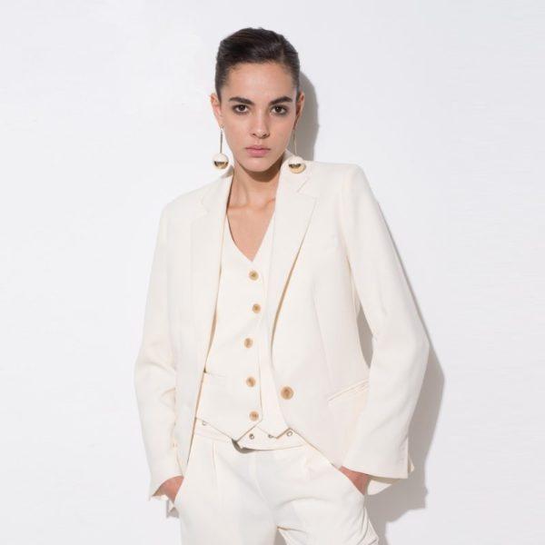 Stylish chic blazer