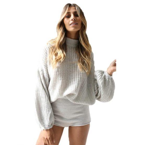 Mint casual jumper dress