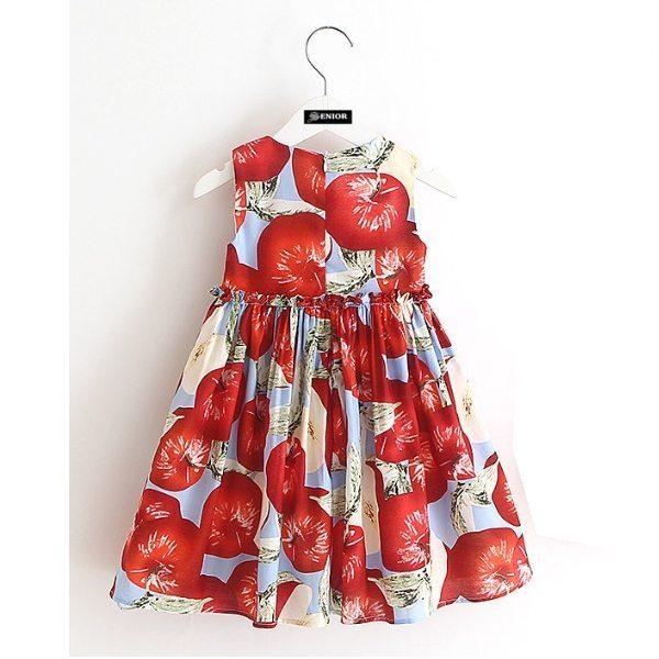 Apple dress