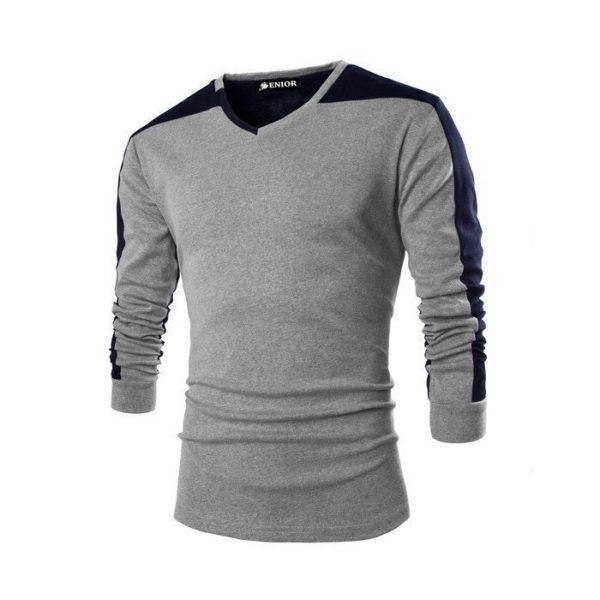 Subtle long sleeved top
