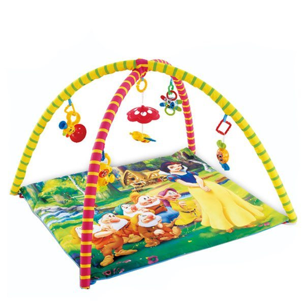 Snow White playmat