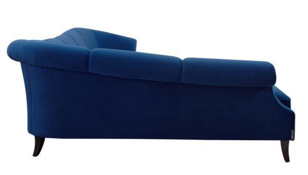 Super comfy left corner sofa
