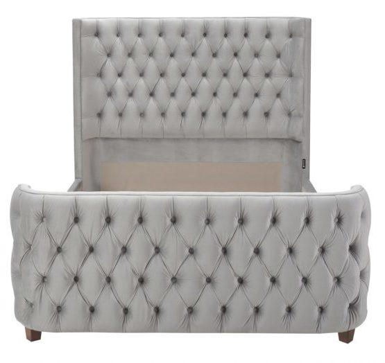 Swag grey bed frame