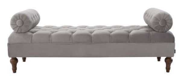 The best grey chaise longue