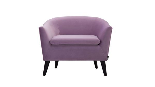 Sweet lavender armchair