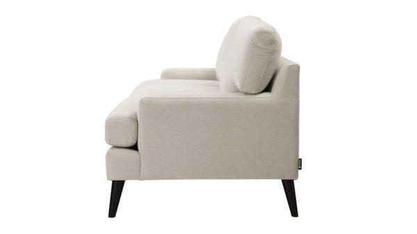 Fresh light grey 3 seater sofa