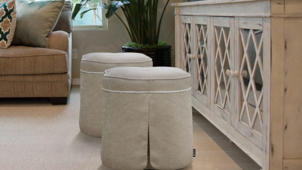 Super classic foot stool