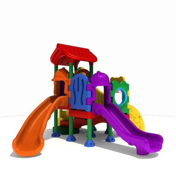 Double slide set