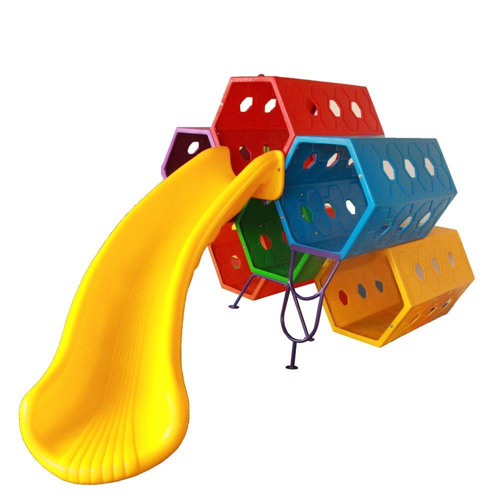 Unique slide set