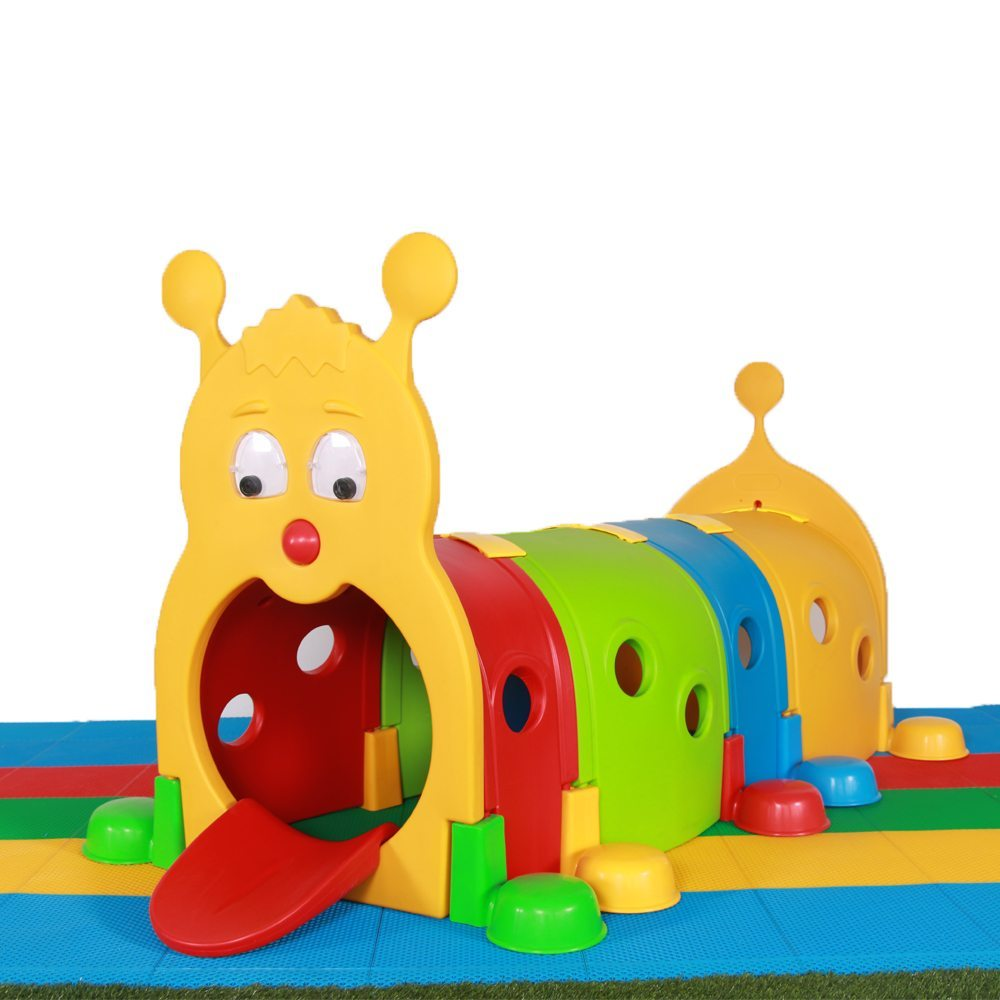 Hungry caterpillar tunnel