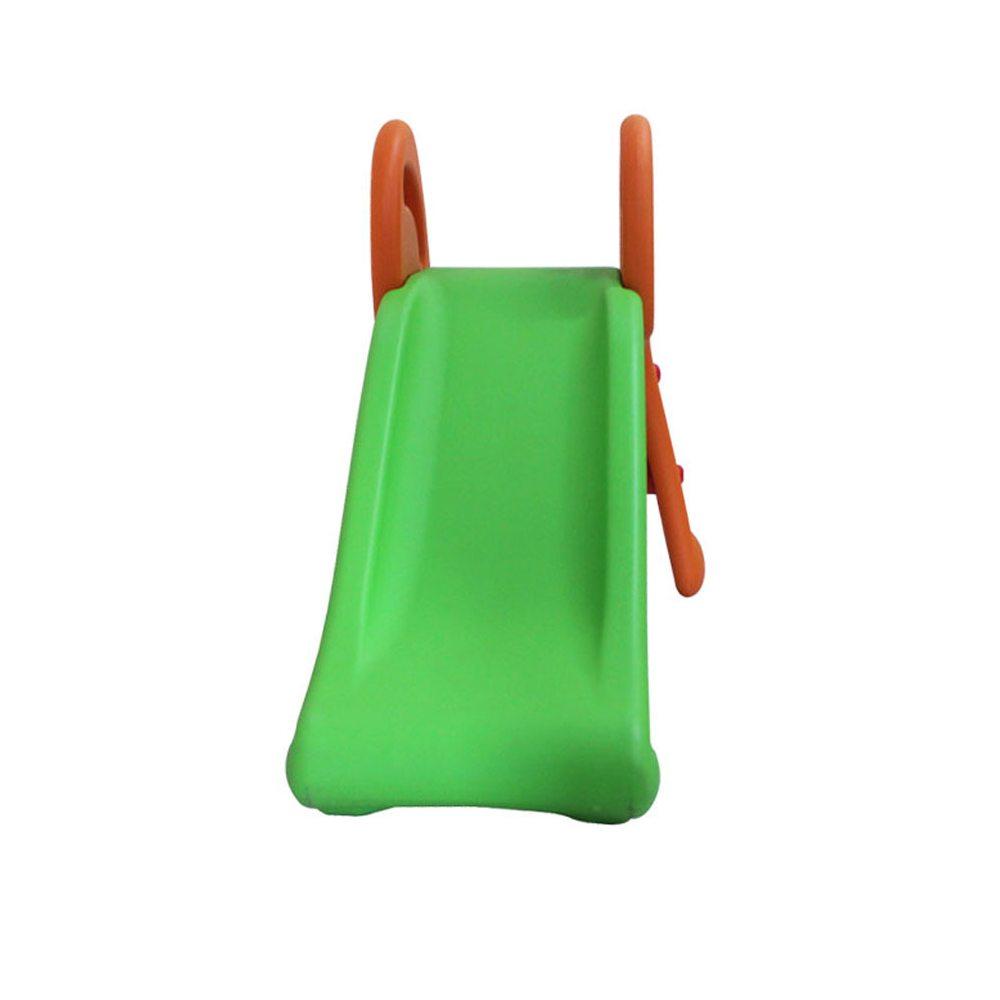 Vibrant green slide