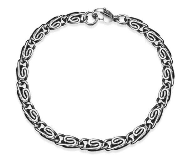 Spider stainless steel bracelet