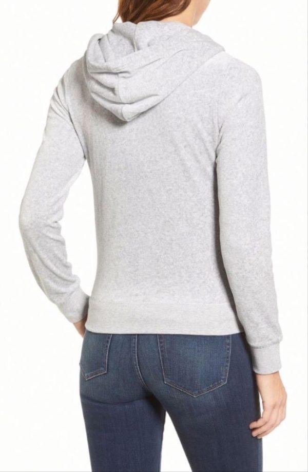 Comfy grey hoodie
