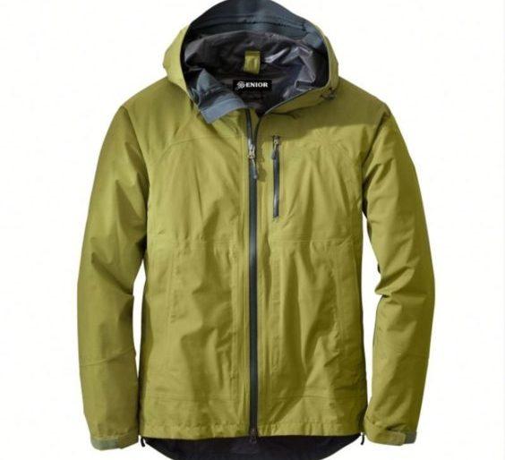 Snug winter coat