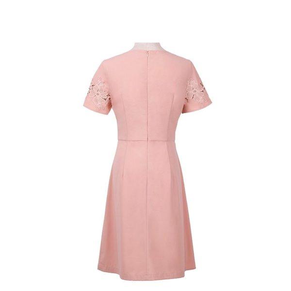Cute short sleeved dress