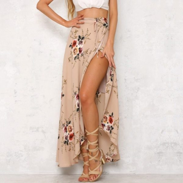 The chosen maxi skirt